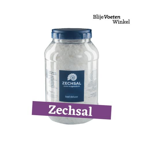 Zechsal Magnesium Bad de Luxe vlokken