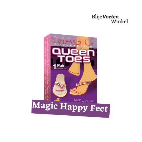 magic happy feet queen toes