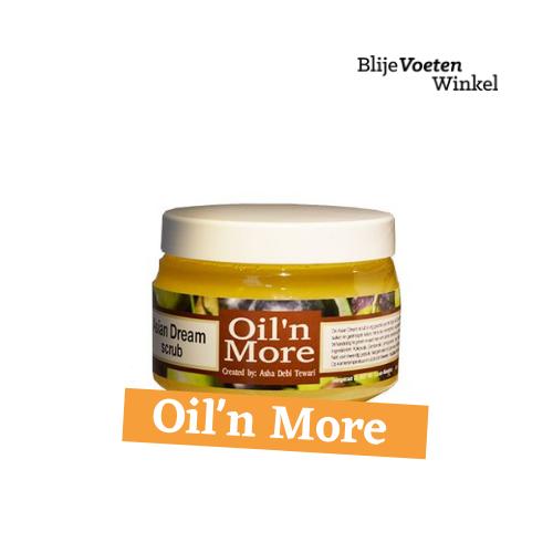 Oil 'n More Asian Dream body & massage olie 150ml