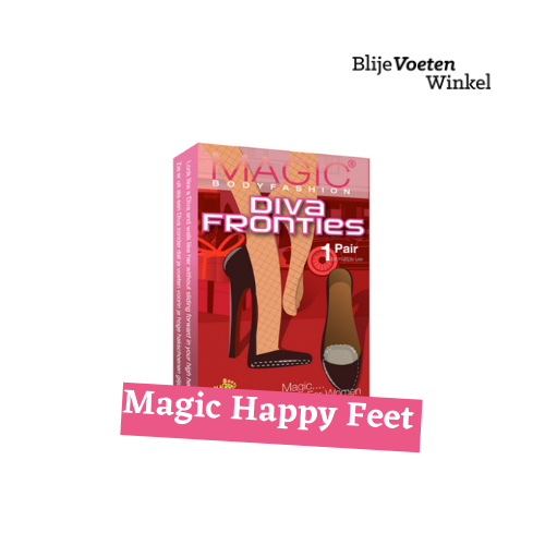 Diva Fronties - Magic Happy Feet