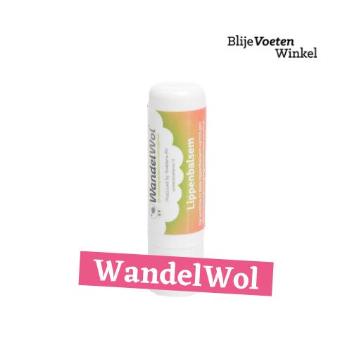 wandelwol lippenbalsem aloe vera uv filter