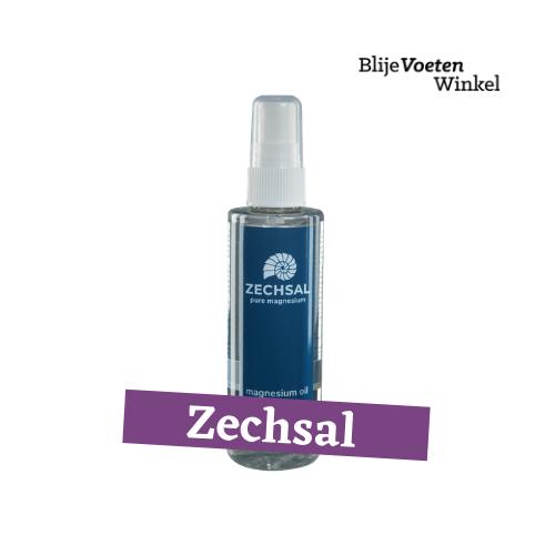 Zechsal. Magnesium ontspanning olie spray